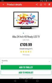 Alba led tv