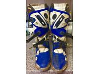 MotorCross Boots Sidi size uk 9.5