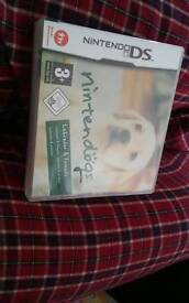 Ds game nintendogs