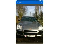Porsche Cayenne Twin Turbo 4.8 Tiptronic