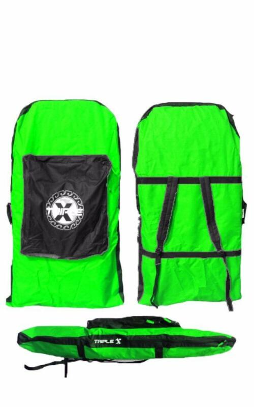 Triple X Standard Double Bodyboard Bag/Green