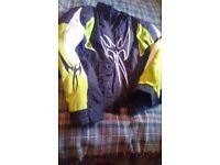 Hein Gericke Ladies Motor bike jacket