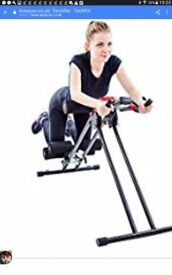 Techfit exercise machine