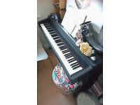 Daewoo Veloce 88 keys hammer action digital piano