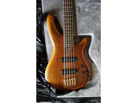 Ibanez sr1205 Bass Guitar 5 String Excellent Condition