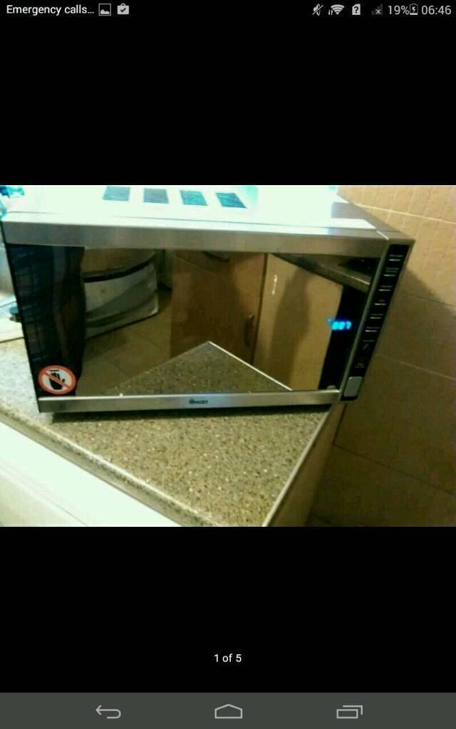 Swan Microwave With Mirror Door In Bramley West
