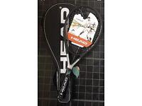 Head ti-s6 titanium tennis racket cost £89.99 brand new tags still attached