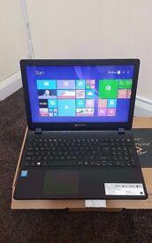 "Brand New Packard Bell 15.6"" Laptop ,Webcam ,2.10GHz 4GB 500GB HDD Windows 8 1Year Warranty"