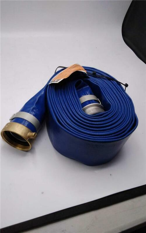 2 in. X 25 ft. Heavy Duty Discharge Hose