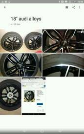 """18"""" Audi / Vw and few other vehicles"""