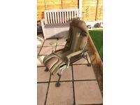 Trakker Levelite High Back Chair