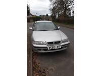 Honda Accord 1998 1.8LS Manual 4 door saloon Silver with air con