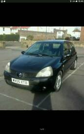 2005-renault clio 1.2 extreme in stunning condition