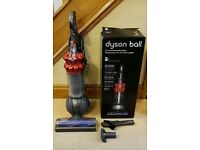 Dyson DC50i Independant Upright Vacuum Cleaner Compact Ball Technology DC50 MINT