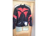 Buffalo Armoured bike jacket bnwt size medium