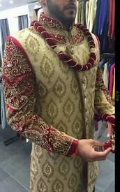 Indian Wedding Raj outfit