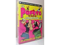 The Popeye the Sailor Man Collection 32 Episodes on 3 Discs