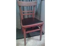 Vintage Retro Kitchen Chair