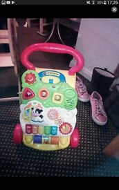 Baby Vtech walker