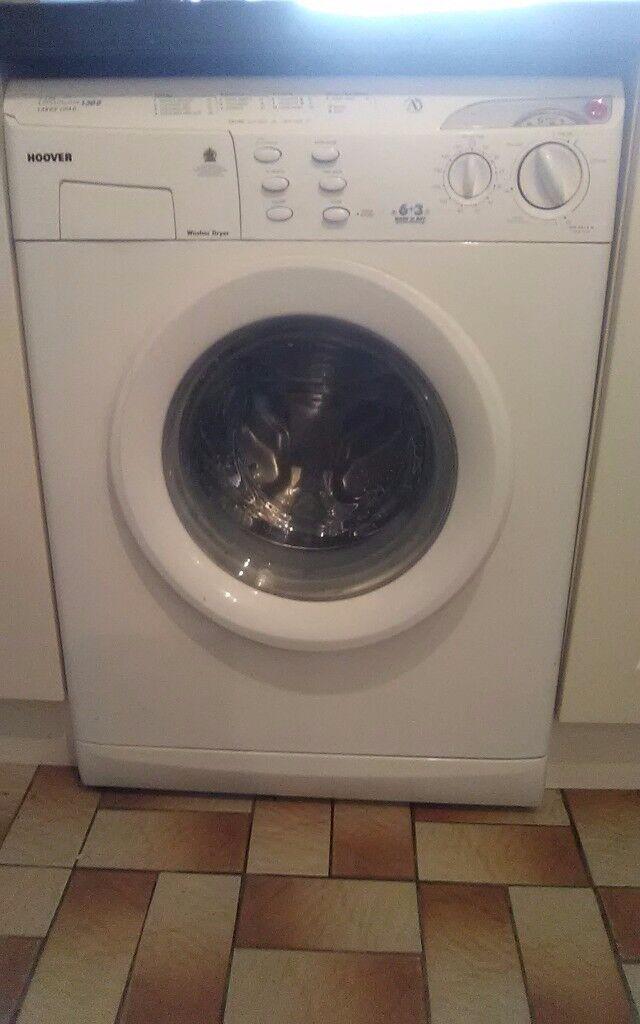 Hoover washing machine dryer not working
