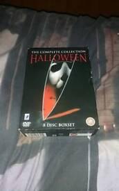 Halloween rare DVD