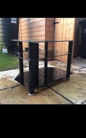 Amazing 3-tier TV stand