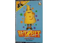 Paul Daniels Wizbit Magic Book/books - Packaging costs are free if posted