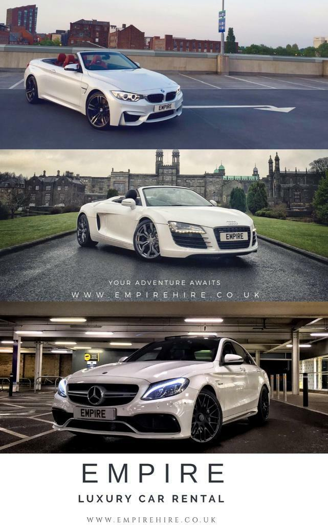 Empire Car Hire 25 Wedding Car Hire Bmw Amg Bentley Prom Car Hire Sports Car Rental