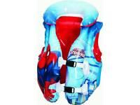 Spiderman Swim Vest