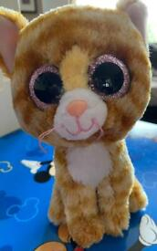 TY Tabitha soft toy cat