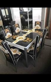 🔝❤️ Dining Table with Chairs🥰💕