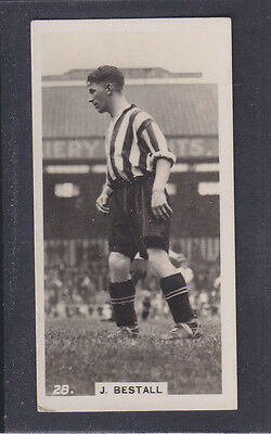 Pattreiouex - Footballers In Action 1934 - # 28 Bestall - Grimsby