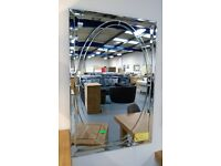 Ex Display Luca Mirror Now Only £49, Approx Sizes Are 60cm By 90cm