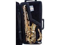 Yamaha YAS 280 Alto Saxophone Gold Lacquer