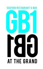Senior Chef de Partie required at GB1 Seafood Restaurant, Brighton - competitive package