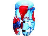 Spiderman Swim Vest Age 3-6