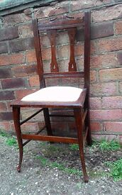 Stunning Vintage Oak or Ash Chairs CLEARANCE