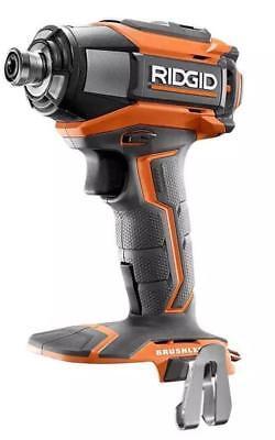 "New Ridgid Gen5x Brushless 1/4"" Impact Driver Model (Tool Only) # R86037"
