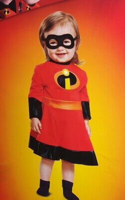 Girls Baby The Incredibles VIOLET Halloween Costume Purim 12 18 Months NEW](Violet The Incredibles Halloween Costume)
