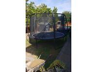 Tristar 12ft trampoline