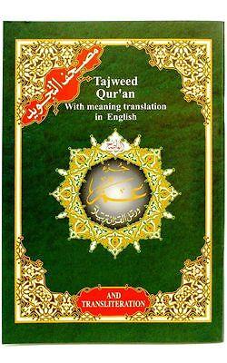 Juz 30 Amma Tajweed Quran in English/ Transliteration & Translation