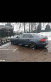 Audi a4 sline 143bhp