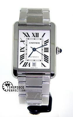 Cartier Tank Solo Xl Mens Watch W5200028