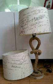 Table lamp &ceiling lamp shade