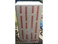 Rockwool acoustic sound insulation RW3 50mm