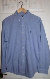 Ralph Lauren Shirt (Large)