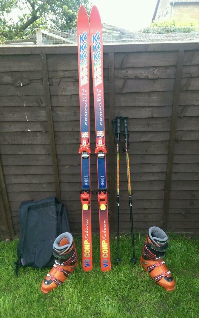 Bindings Size 12 Pols And Size 12 Boots