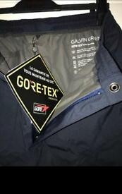 Galvin Green Waterproof Trousers-BRAND NEW!