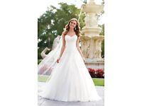 Brand New Stella York Wedding Dress