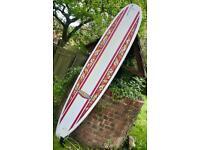 """South Point longboard surf board 8ft 6"""""""